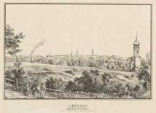 Bunzlau aufgenommen bei Tillendorf