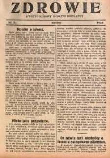 Zdrowie, 1928, nr 7