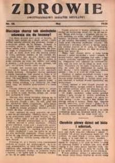 Zdrowie, 1928, nr 12