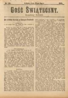 Gość Świąteczny, 1913, nr 28