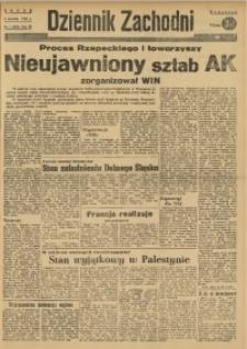 Dziennik Zachodni, 1947, R. 3, nr 7. - Wyd. A