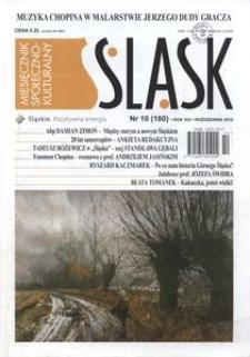Śląsk, 2010, R. 16, nr 10