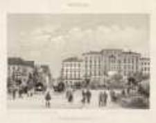 Breslau. Tauenzienplatz