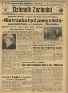 Dziennik Zachodni, 1947, R. 3, nr 117. - Wyd. A