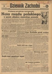 Dziennik Zachodni, 1947, R. 3, nr 278. - Wyd. A