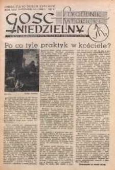 Gość Niedzielny, 1952, R. 25, nr 2