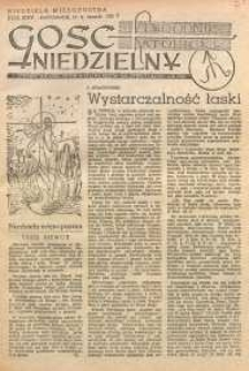 Gość Niedzielny, 1952, R. 25, nr 7