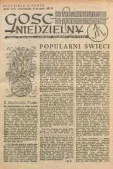 Gość Niedzielny, 1952, R. 25, nr 10
