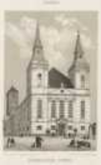 Glogau. Evangelische Kirche