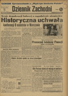 Dziennik Zachodni, 1948, R. 4, nr 176