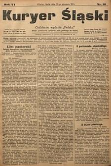 Kuryer Śląski, 1914, R. 6 [właśc. 8], nr16
