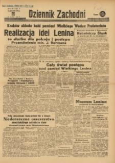 Dziennik Zachodni, 1950, R. 6, nr 22