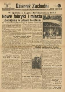 Dziennik Zachodni, 1950, R. 6, nr 56