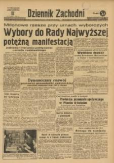 Dziennik Zachodni, 1950, R. 6, nr 72
