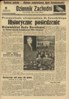 Dziennik Zachodni, 1950, R. 6, nr 143