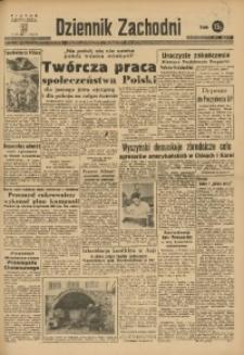 Dziennik Zachodni, 1950, R. 6, nr 338