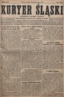 Kuryer Śląski, 1914, R. 6 [właśc. 8], nr66