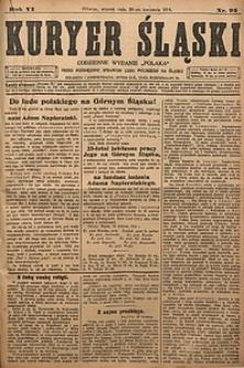 Kuryer Śląski, 1914, R. 6 [właśc. 8], nr95