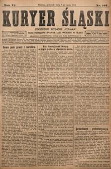 Kuryer Śląski, 1914, R. 6 [właśc. 8], nr103