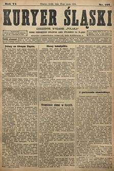 Kuryer Śląski, 1914, R. 6 [właśc. 8], nr108