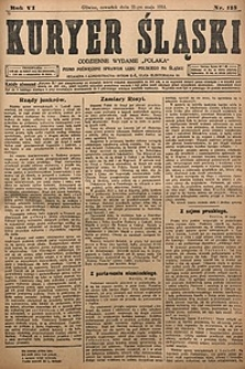 Kuryer Śląski, 1914, R. 6 [właśc. 8], nr115