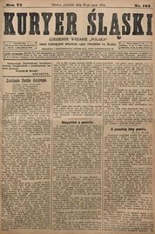 Kuryer Śląski, 1914, R. 6 [właśc. 8], nr123