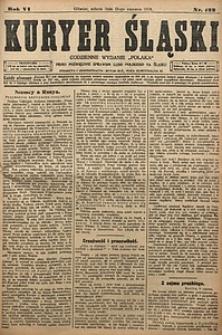 Kuryer Śląski, 1914, R. 6 [właśc. 8], nr132