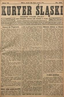 Kuryer Śląski, 1914, R. 6 [właśc. 8], nr134