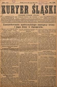 Kuryer Śląski, 1914, R. 6 [właśc. 8], nr146