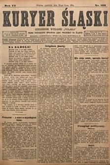 Kuryer Śląski, 1914, R. 6 [właśc. 8], nr162
