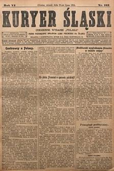 Kuryer Śląski, 1914, R. 6 [właśc. 8], nr163