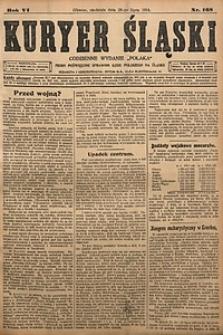 Kuryer Śląski, 1914, R. 6 [właśc. 8], nr168