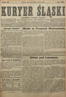 Kuryer Śląski, 1914, R. 6 [właśc. 8], nr204