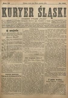 Kuryer Śląski, 1914, R. 6 [właśc. 8], nr210