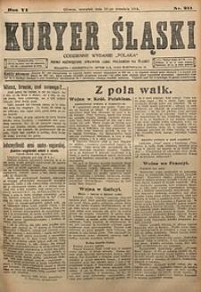 Kuryer Śląski, 1914, R. 6 [właśc. 8], nr211