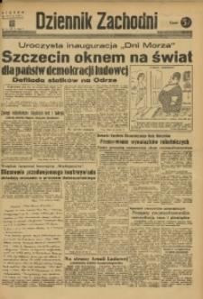 Dziennik Zachodni, 1949, R. 5, nr 171