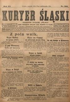 Kuryer Śląski, 1914, R. 6 [właśc. 8], nr235