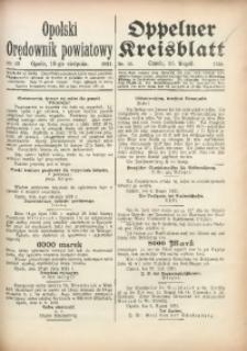 Opolski Orędownik Powiatowy, 1921, nr 32