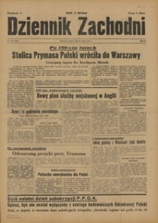 Dziennik Zachodni, 1946, R. 2, nr 148. - Wyd. A