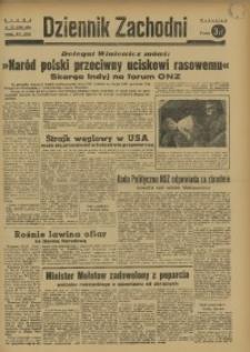 Dziennik Zachodni, 1946, R. 2, nr 327. - Wyd. A