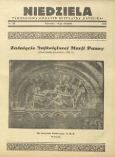 Niedziela, 1936, nr 32