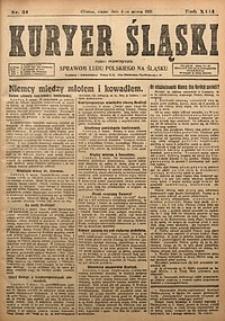 Kuryer Śląski, 1921, R. 13 [właśc. 15], nr51