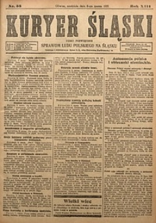 Kuryer Śląski, 1921, R. 13 [właśc. 15], nr53