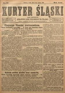 Kuryer Śląski, 1921, R. 13 [właśc. 15], nr55