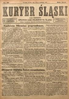 Kuryer Śląski, 1921, R. 13 [właśc. 15], nr98