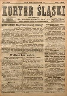 Kuryer Śląski, 1921, R. 13 [właśc. 15], nr100