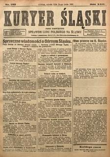 Kuryer Śląski, 1921, R. 13 [właśc. 15], nr109