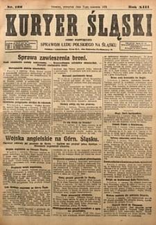 Kuryer Śląski, 1921, R. 13 [właśc. 15], nr123