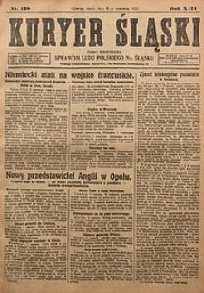 Kuryer Śląski, 1921, R. 13 [właśc. 15], nr128