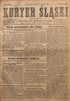Kuryer Śląski, 1921, R. 13 [właśc. 15], nr140